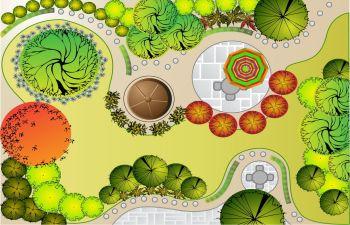 Landscape Plan Cumming GA